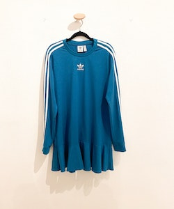 ADIDAS Glitter Dress Bellista Tee (M)