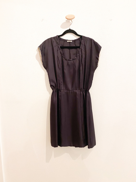 MIU MIU Silk Dress (38)
