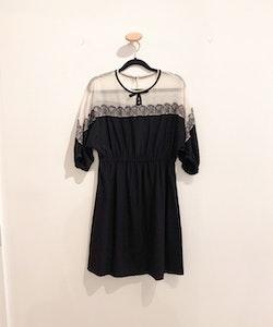 DOLCE & GABBANA Silk Dress (IT44)