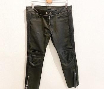 ISABEL MARANT Leather Pants (42)