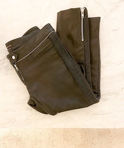 ISABEL MARANT Leather Pants (42)