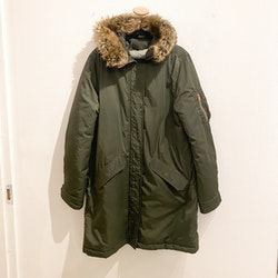 FILIPPA K Betty Parka Green (L)