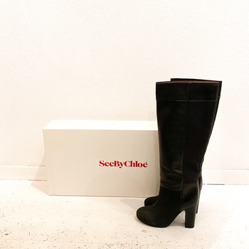 SEE BY CHLOÉ Boots (35 1/2)