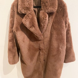 TEDDY Coat Brown (S/L)