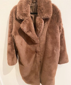 TEDDY Coat Brown (S/L)