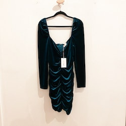 LOVERS + FRIENDS Velvet Dress (M)