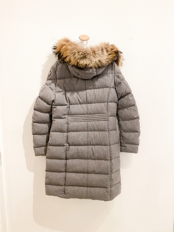 PARAJUMPERS Wool & Down Columbia Jacket (Small)
