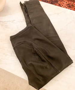 UTZON Leather Leggings (M)