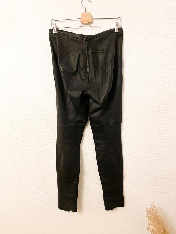 UTZON Leather Leggings (M)
