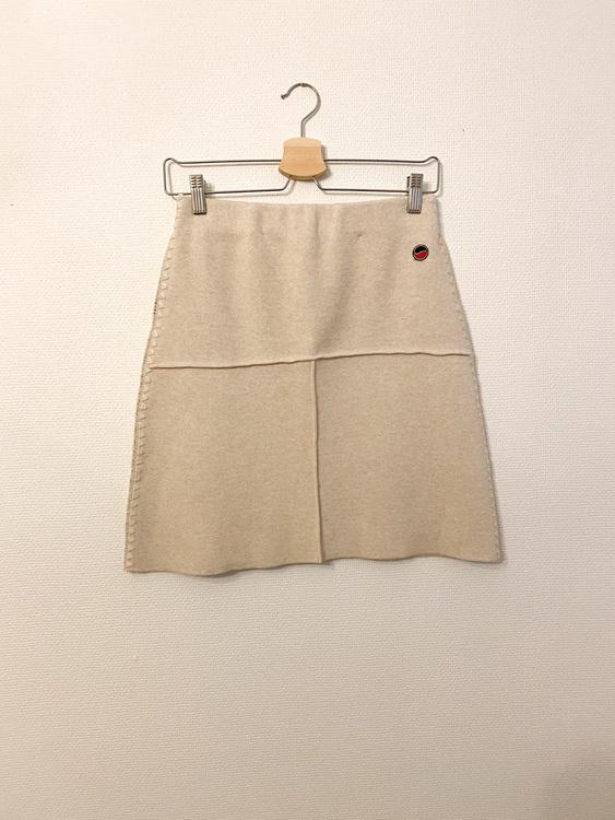 BUSNEL Beige Skirt (36)