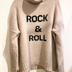 ZADIG & VOLTAIRE Alma Rock & Roll Knit (Small)
