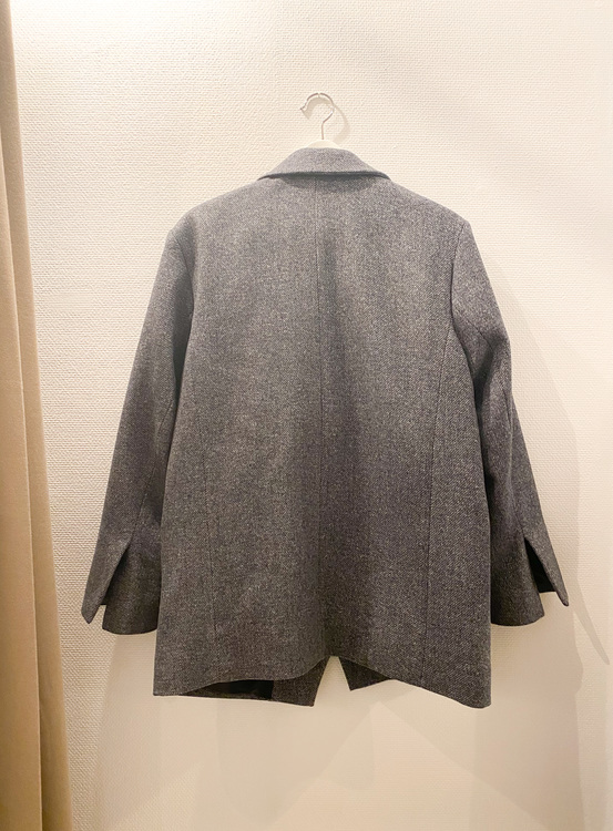 OTHER STORIES Oversized Asymmetric Single Breasted Blazer (42)