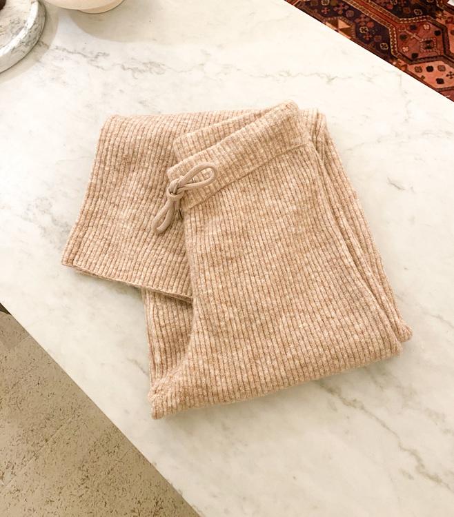 NOTES DU NORD Meg Pants Wool (M)