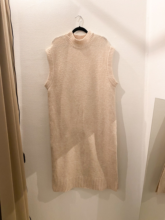 ZARA Knitted Dress (L)