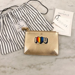 ANYA HINDMARCH Rainbow Make Up Bag Pouch