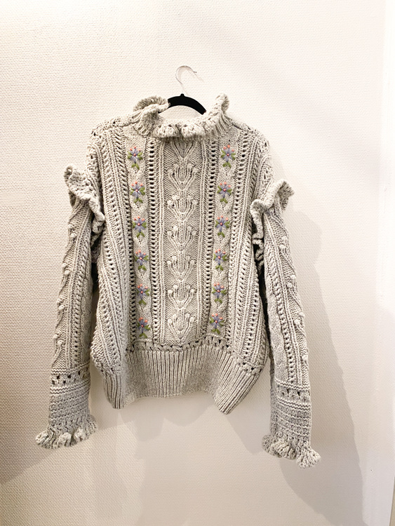 ZARA Knit Handmade Special Collection (M)