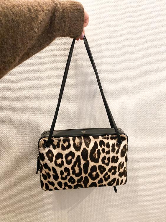 CÉLINE Calfskin Bag
