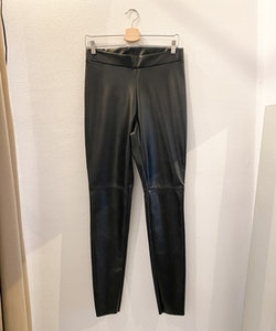 WOLFORD Estella Leggings Faux Leather (42)
