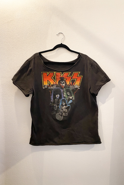 AMPLIFIED KISS T-Shirt (S/M)
