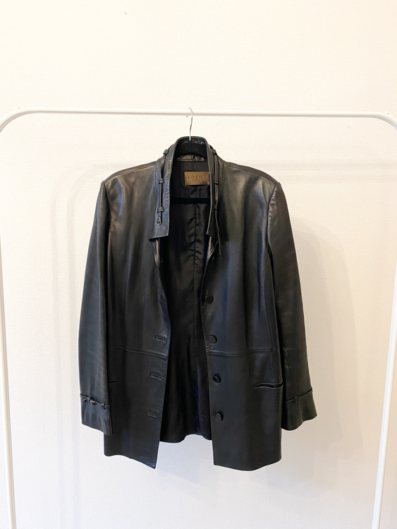 LOEWE Leather Jacket (S/M)