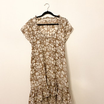 STELLA McCARTNEY Cotton Dress (38)