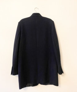 STELLA McCARTNEY Bryce Wool Coat Ink (IT48)