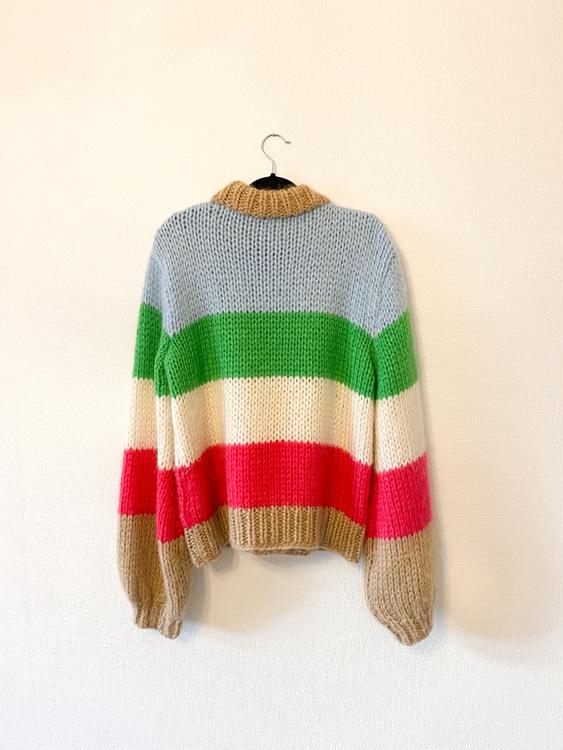 GANNI Julliard Mohair Sweater (L)