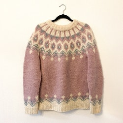Knitted Sweater handmade (S)
