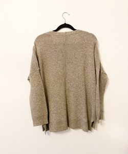 VINCE Wool / Yak Knit Sweater (XS)