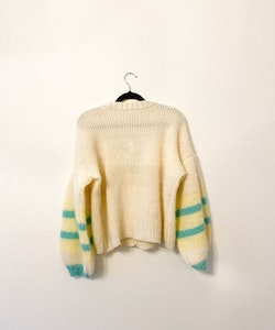 HANDKNITS Wool/Mohair Knit (Medium)