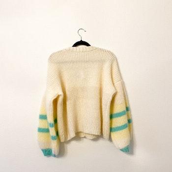 HANDKNITS Wool/Mohair Knit (Medium)