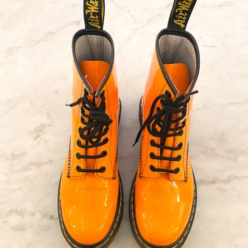 Dr.Martens AirWair Boots Orange (39)