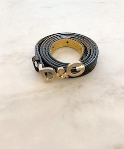 DOLCE & GABBANA D&G Belt (90cm)