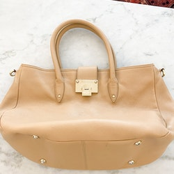 JIMMY CHOO Leather Bag Tote