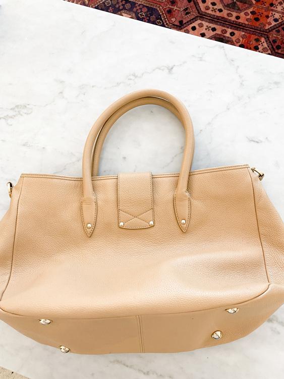 JIMMY CHOO Leather Bag Tote