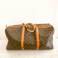 LOUIS VUITTON Sac Souple Weekendbag 55 Monogram