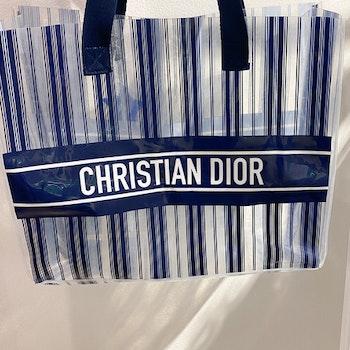 CHRISTIAN DIOR Dioriviera Shopping Tote