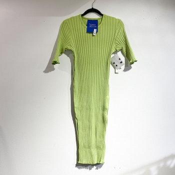 SIMON MILLER Rib Dress Green (M)
