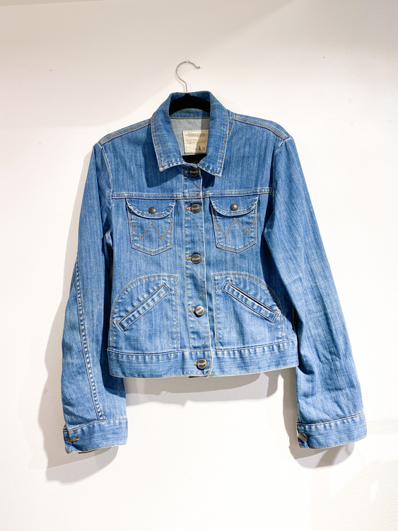 WRANGLER Denim Jacket (s)