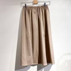 LINE OF OSLO Beige Skirt (S)