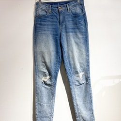 LEVIS High Rise Skinny Jeans (28/32)