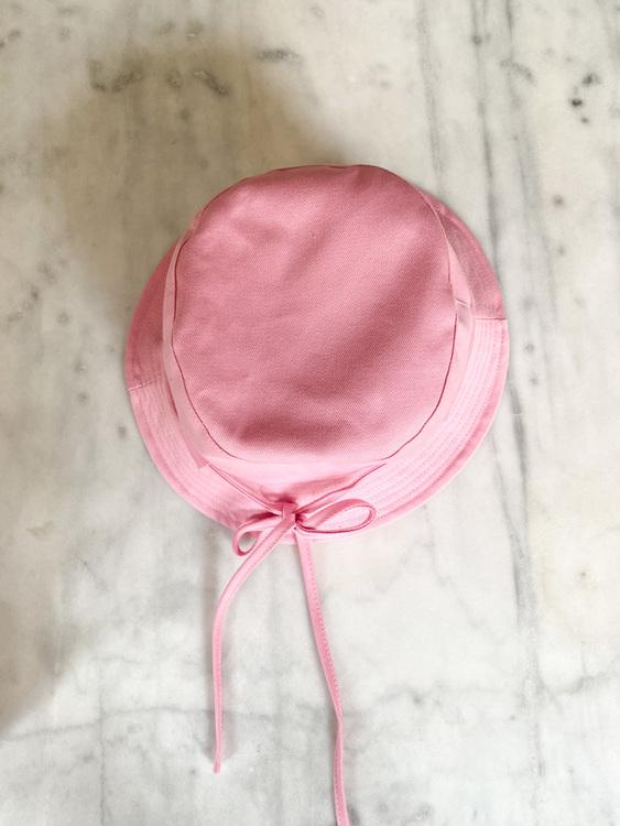 JACQUEMUS Hat Le Bob Bucket Pink