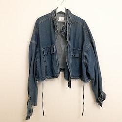 THE FRANKIE SHOP Denim Jacket (OS)