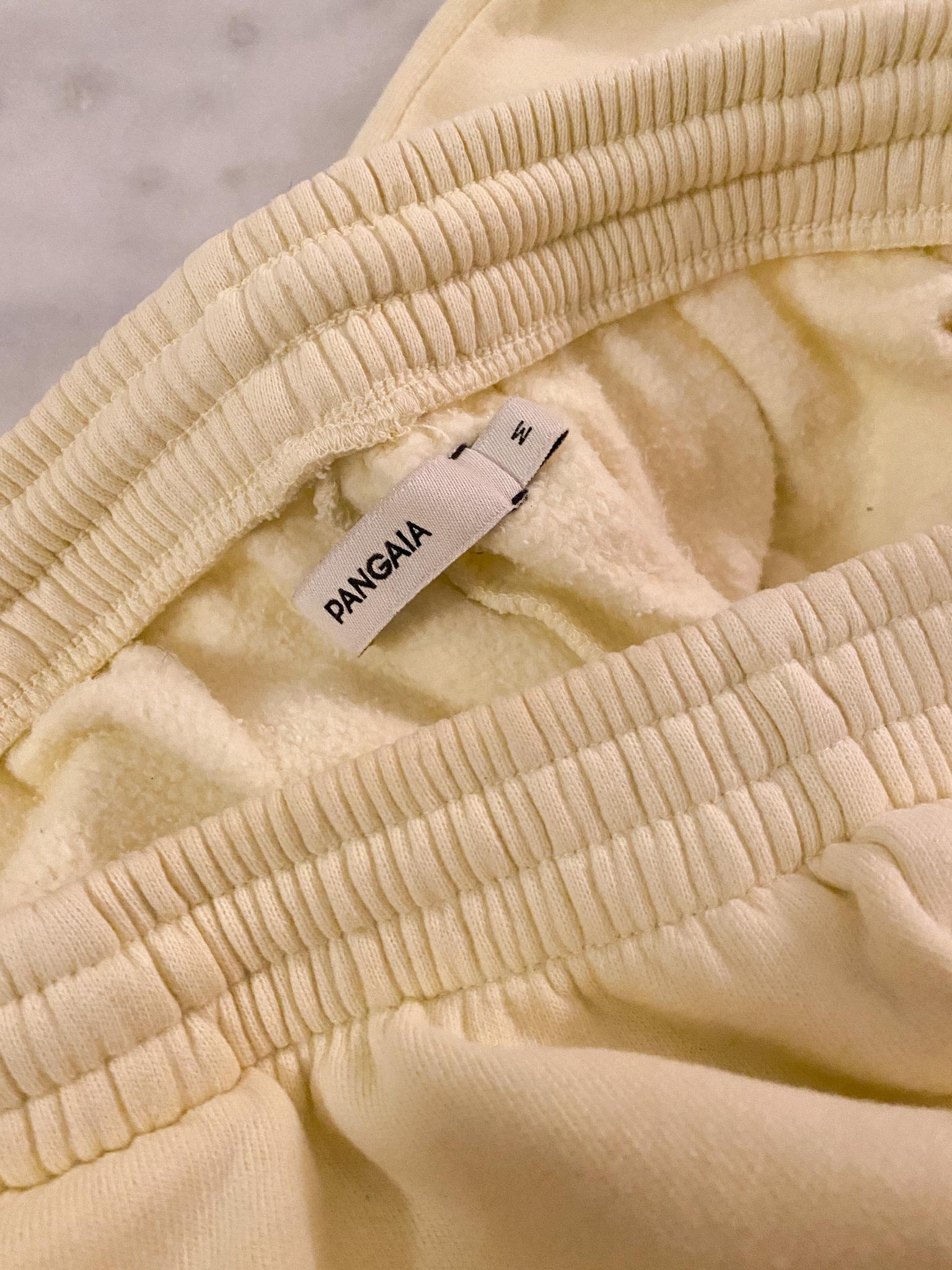THE PANGAIA Heavyweight Cotton Trackpants (M)