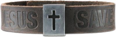Armband-Kerusso - Jesus Saves