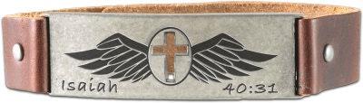 Armband-Kerusso-Winged Cross