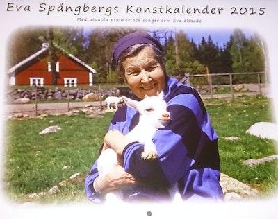 Eva Spångbergs Konstkalender 2015
