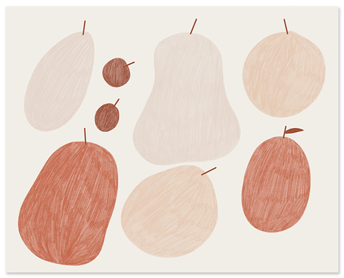 Äppel Päppel 50x40