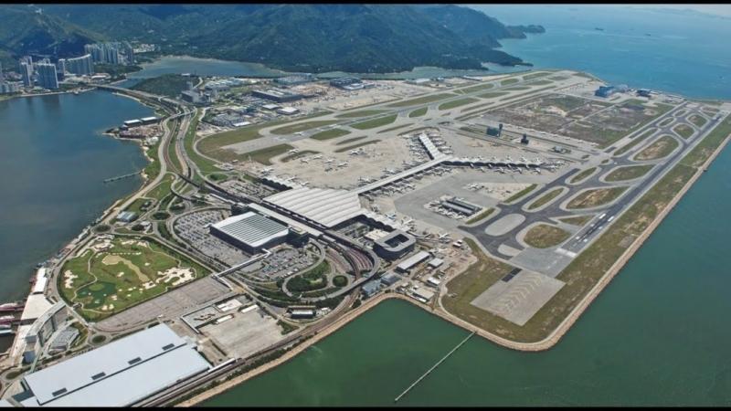 Hongkong airport 600 light weight aircraft chocks