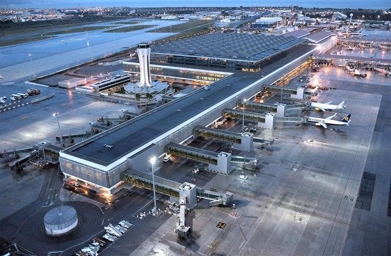 Airports Spain Lightweight chocks